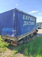 Борт тент кузов на 5 тонник