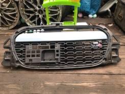 Решетка радиатора в бампер Suzuki Alto 2009-2014