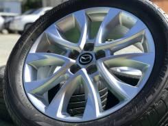 """Комплект оригинальных дисков Mazda CX-5 19"""", 7j+50! (№2005)"""