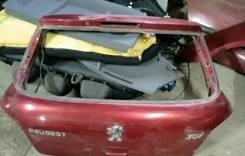 Крышка багажника Peugeot 307 Хэчбек