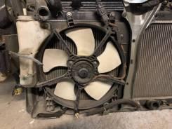 Вентилятор охлаждения двигателя Honda Fit / Jazz GD