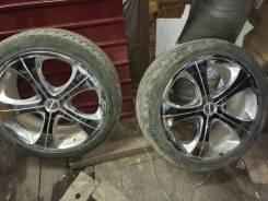 Продам колеса 20 дюйм ловернхарт LD5-LX