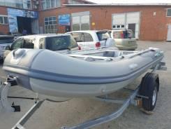 Лодка РИБ (RIB) Gladiator AL 380 LT