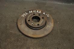 Диск тормозной (передний) Nissan Micra K12C