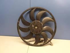 Крыльчатка вентилятора радиатора Nissan X-Trail T32 2014- [214864CE1A]