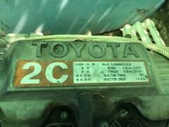 Двигатель в сборе Toyota 2C, 4WD
