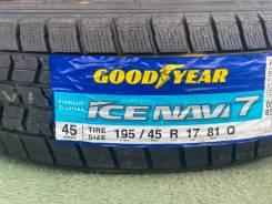 Made in Japan Goodyear Ice Navi 7, 195/45R17 81Q