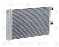 Радиатор кондиц. с ресивером для а/м ВАЗ 2123 Chevrolet Niva (02-) Luzar LRAC0123