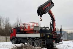 Многофункционая машина спецназначения Volvo FMN3C, 2014 год