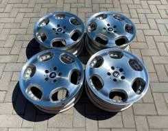 Комплект разборных дисков Work Ryver R18 8J ET26 5*114.3