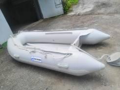 Лодка Barrakuda с мотором 9.8 л. с