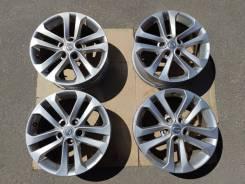 Оригинальные литые диски Nissan R17, 5/114 Made in Japan