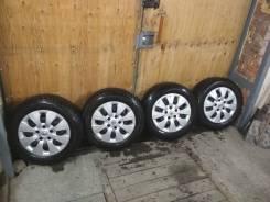 Продам комплект шипованных колес.
