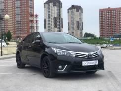 Аренда авто Без залога и лимита пробега в Новосибирске Toyota Corolla