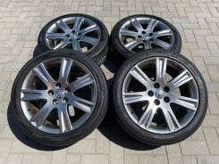 Комплект колес Toyota Mark X Zeo R18 7.5J OFF39 5*114.3 225/45R18