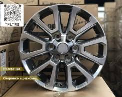 Новые диски Toyota Prado R18 7,5J ET25 6*139.7