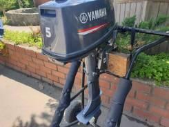 Лодочный мотор Yamaha 5 BS