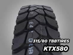 TBBtires KTX580, 315/80 R22.5