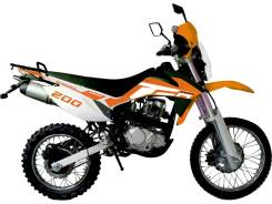 Racer RC200GY-C2 Enduro, 2021