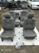 Сиденья комплект Toyota Kluger V Кожа