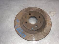 Тормозной диск Lada Калина 2014 [21120350107001] 2 11186, передний правый