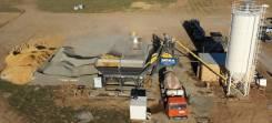 Продаём мобильный бетонный завод Mekamix 30 Compact в хорошем сост-ии
