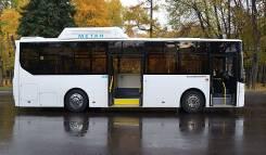 Автобус КАВЗ 4270-80 низкопольный, 28/90, ЯМЗ CNG