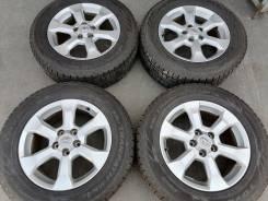 Оригинальные литые диски Toyota Rav4 R17, 5/114