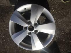 Диск колесный литой Шкода Октавия A7 / Skoda Octavia A7 5E0601025CD