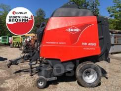 Видео работы! Пресс подборщик KUHN (Vicon) VB2190 2011 год