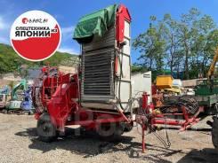Видео работы! Картофелеуборочный комбайн Toyonoki TPH7 N 483