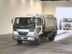 Мусоровоз Nissan Truck MK252DB