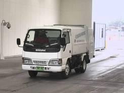Мусоровоз Nissan Truck AKR66EP