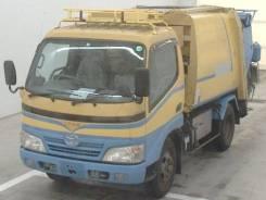 Мусоровоз Toyota DYNA BZU300A