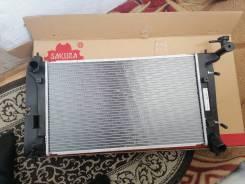 Радиатор Toyota Corolla Fielder 00- / Voltz / RUNX / Allex / Spacio в