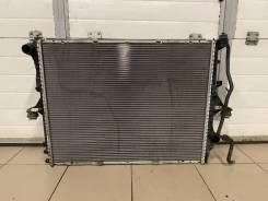 Радиатор охлаждения двс Audi Q7 2006 г. в.