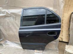 Дверь задняя левая Hyundai Accent Тагаз 2000-2012