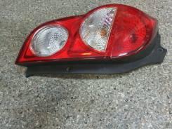 Фонарь задний левый красный chevrolet spark 2010-2015 ravon r2 оригинал без повреждений General Motors 95214443