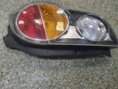 Фонарь задний правый хром chevrolet spark 2010-2015 ravon r2 оригинал без повреждений General Motors 42441995