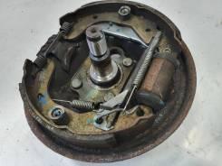 Щит опорный задний правый + ось+цилиндр+механизм+колодки chevrolet spark (2011>)m300 ravon r2 General Motors 95948503