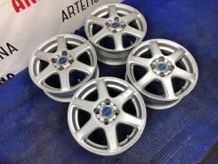 Литые диски из Японии Bridgestone Feid R14 4/100