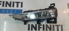 Дневной ходовой огонь (противотуманная фара) Infiniti Qx80 2019 [261555DA2C] Z62, передний левый