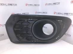 Накладка ПТФ Renault Sandero 2012-2018 [263318726R] 5S K4M697, передняя правая