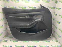 Обшивка двери Mazda 3Bp 2019 [BCJH6846Z] Хетчбек 5D Бензин, передняя левая