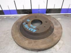 Тормозной диск Lada Калина 2014 [21120350107001] 2 11186, передний левый