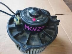 Мотор печки Toyota Mark 2 Qualis MCV20 контракт.