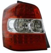 Задние фарнари Toyota Highlander Kluger 2001-2007