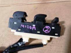 Блок управления стеклоподьемниками FR Toyota Duet M100A отличное сост.