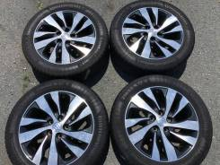 Литые диски R17 Suzuki