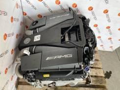 Двигатель Mercedes ML W166 M157.982 5.5 Turbo, 2015 г.